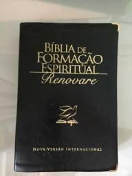 Biblía Renovação Espiritual Renovare - Nova