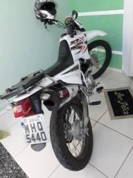 Yamaha xtz branca 4500 completa - 2005