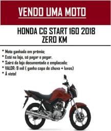 Honda Cg - 2018