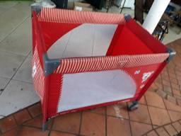 Berço e Cercadinho com Colchão para Bebês comprar usado  Goiânia