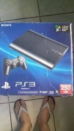 PS3 Slim - Super Novo