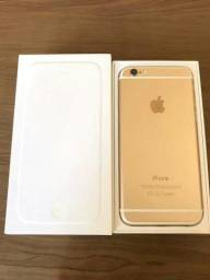 Iphone 6gold 64gb zero