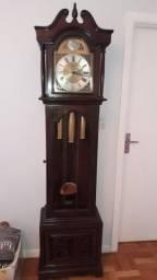 Relógio Pedestal carrilhão revisado com garantia