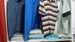 Vendo camisas masculina (novas)