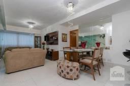 Apartamento à venda com 4 dormitórios em Santo antônio, Belo horizonte cod:254969