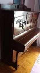 Piano alto essenfelder entalhado vertical armário 1927