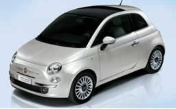 Fiat 500 2010 top - 2010