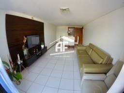 Apartamento em ótima localização na Jatiúca - 3Qts (2 suítes) - Varanda muito ventilada