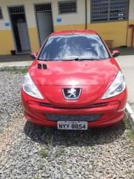 Peugeot 207, 2011/2012 - 2012