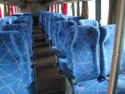 Bancos de ônibus, 42 lug. Marcopolo, Recap. Reformados