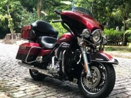 Harley Davidson Ultra Limited 1700CC Só 26.000km - Perfeita - 2012