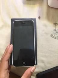 Vendo iPhone 5c único dono