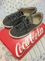Tênis Cola-Cola