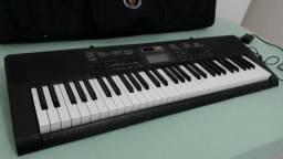 Kit Teclado Eletrônico Casio ctk 2400