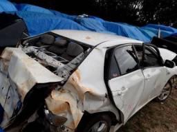 Sucata Toyota Corolla Xei 2010/2011 para Retirada de Peças