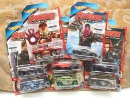 Coleção Hot Wheels Avengers