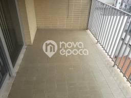 Apartamento à venda com 2 dormitórios em Grajaú, Rio de janeiro cod:GR2AP47015