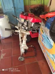 Motor de popa Branco 4hp
