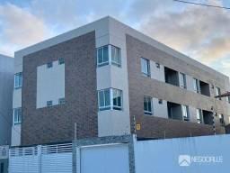 Apartamento com 2 dormitórios à venda, 52 m² por R$ 169.900,00 - Altiplano - João Pessoa/P