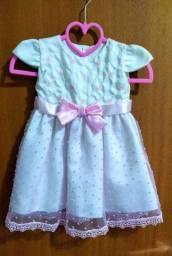 Vestido Bebê Tam G