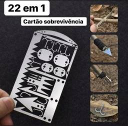 Cartão Sobrevivência