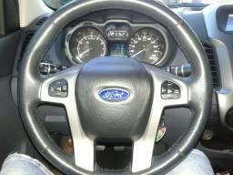 Ford Ranger 2015 XLT 2.5 Flex/ GNV - 2015