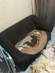 Sofá para cachorro