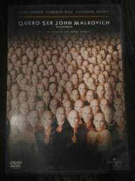 DVD Quero Ser John Malkovich