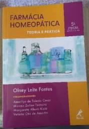 Livro Farmácia Homeopática 5° edição