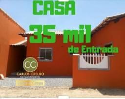 PR linda casa! próximo as melhores cidades praianas da região dos Lagos RJ cód 347