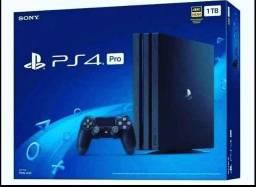 PS4 Pro 1Tr parcelo no cartão