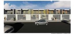 (J4) - Casa duplex de 2/4, 2 banheiros, quintal e garagem no Jardim dos Alfineiros
