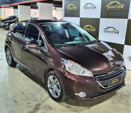Peugeot 208 Griffe 1.6 AT 2016 *Maravilhoso* $ 43.900