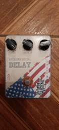 Pedal analógico Hand Made Delay