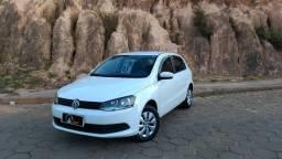 VW Gol G6 Trend 1.0 Branco Completo