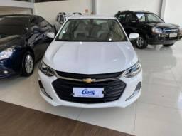 Onix Plus Premier 2019/2020 Branco Automático Completo