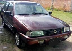 Vendo VW Santana 2.0 AP 1991 completo com GNV - doc ok