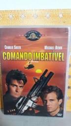 DVD Comando Imbatível