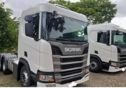 Scania R 45 2020 Entrada: R$23.258,84