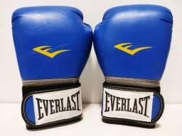 Luva de treino Everlast Azul