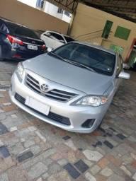 Título do anúncio: Toyota Corolla GLI 1.8 2013 - Blindado