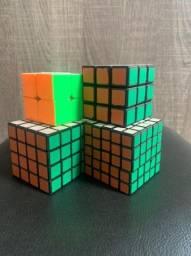 Cubo mágico2x2,3x3,4x4,5x5
