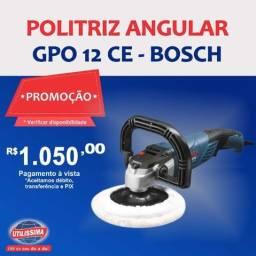 Politriz Angular / 110v - Gpo 12 Ce ? Bosch ? Entrega grátis