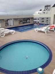 Caio - Apto Flat top com piscina e muito bem localizado - Centro São Vicente