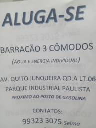 Título do anúncio: Barracão aluga Vila Regina Goiânia
