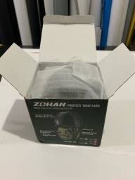 Título do anúncio: Abafador eletrônico Zohan Camuflado novo sem uso.