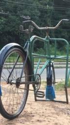 Decorando ambientes!Bicicleta vintage de Carga