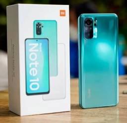 smartphone xiaomi redmi Note 10 128GB verde