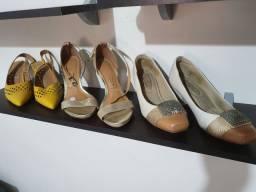 Sapatos Diversos (tam 35)