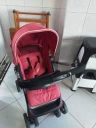 Carrinho de bebê da kiddo